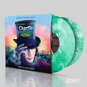 Charlie & the Chocolate Factory (Colonna Sonora) - Vinile LP di Danny Elfman