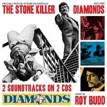 The Stone Killer - Diamonds (Colonna Sonora) - CD Audio di Roy Budd