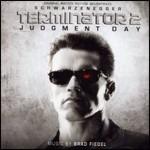 Cover CD Colonna sonora Terminator 2 - Il giorno del giudizio