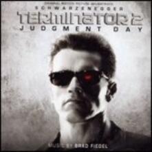 Terminator 2. Judgement Day (Colonna Sonora) - CD Audio di Brad Fiedel