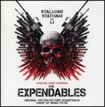 Cover CD Colonna sonora I mercenari - The Expendables