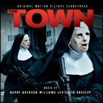 Cover CD Colonna sonora The Town
