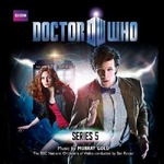 Cover CD Colonna sonora Doctor Who