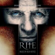 The Rite (Colonna Sonora) - CD Audio di Alex Heffes