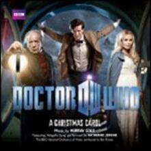 Doctor Who. a Christmas Carol (Colonna Sonora) - CD Audio di Murray Gold