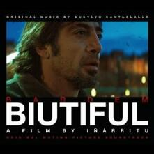 Biutiful (Colonna Sonora) - CD Audio di Gustavo Santaolalla