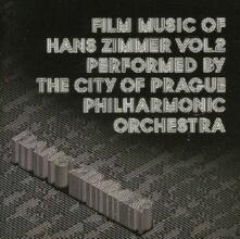 Film Music of Hans Zimmer vol.2 (Colonna Sonora) - CD Audio di Hans Zimmer,City of Prague Philharmonic Orchestra