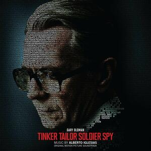 Tinker Tailor Soldier Spy (Colonna Sonora) - Vinile LP di Alberto Iglesias
