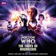 Doctor Who. The Caves of Androzani (Colonna Sonora) - CD Audio