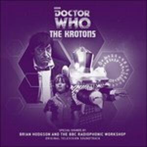 Doctor Who. The Krotons (Colonna Sonora) - Vinile LP
