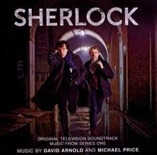 Sherlock (Colonna Sonora) - CD Audio di David Arnold,Michael Price