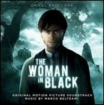 Cover CD Colonna sonora The Woman in Black