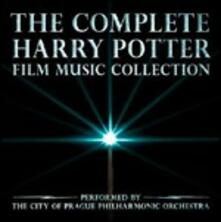 The Complete Harry Potter Film Music Collection (Colonna Sonora) - CD Audio di City of Prague Philharmonic Orchestra