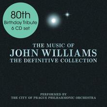 The Definitive Collection (Colonna Sonora) - CD Audio di John Williams