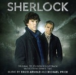 Cover CD Colonna sonora Sherlock