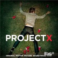 Project X (Colonna sonora) (Limited) - Vinile LP