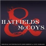 Cover CD Colonna sonora The Hatfields and the McCoys