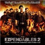 Cover della colonna sonora del film I mercenari 2v