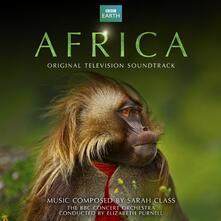 Africa (Colonna Sonora) - CD Audio