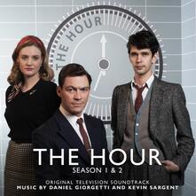 The Hour. Season 1 & 2 (Colonna Sonora) - CD Audio di Daniel Giorgetti,Kevin Sargent