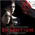 Cover CD Colonna sonora Byzantium