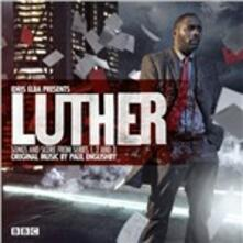 Luther. Serie 1, 2, 3 (Colonna Sonora) - CD Audio di Paul Englishby