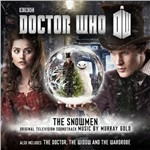 Cover CD Doctor Who