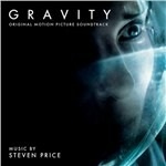 Cover CD Colonna sonora Gravity