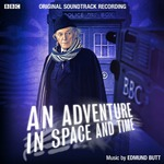 Cover CD Colonna sonora An Adventure in Space and Time