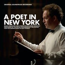 A Poet in New York (Colonna Sonora) - CD Audio di Debbie Wiseman