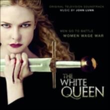 The White Queen (Colonna Sonora) - CD Audio di John Lunn