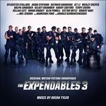 Cover CD Colonna sonora I Mercenari 3 - The Expendables