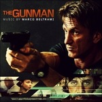 Cover CD Colonna sonora The Gunman