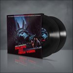 Escape from New York (Colonna Sonora) - Vinile LP
