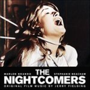 Nightcomers (Colonna Sonora) - Vinile LP