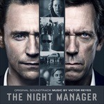 Cover CD Colonna sonora The Night Manager