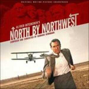 North By Northwest (Colonna Sonora) - Vinile LP