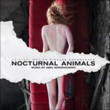 Nocturnal Animals (Colonna Sonora) - CD Audio di Abel Korzeniowski