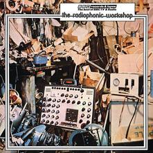 Radiophonic Workshop (Colonna Sonora) - Vinile LP