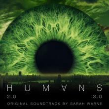 Human Series 2 and 3 (Colonna Sonora) - CD Audio