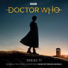 Doctor Who. Series 11 (Colonna Sonora) - CD Audio di Segun Akinola