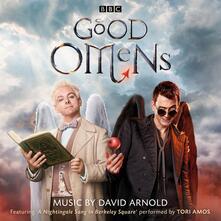 Good Omens. Original TV Soundtrack (Colonna Sonora) - CD Audio di David Arnold