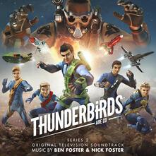 Thunderbirds Are Go Series 2 (Colonna Sonora) - CD Audio