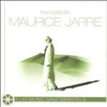 Film Music By Maurice Jarre (Colonna Sonora) - CD Audio di Maurice Jarre