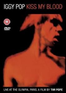 Film Iggy Pop. Kiss My Blood Tim Pope