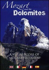 Wolfgang Amadeus Mozart. Mozart and the Dolomites - DVD