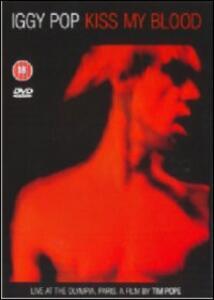 Iggy Pop. Kiss My Blood di Tim Pope - DVD