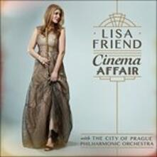 Cinema Affair - CD Audio di Lisa Friend