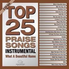 Top 25 Praise Songs - CD Audio