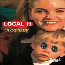 As Good as Dead (Limited Edition) - Vinile LP di Local H